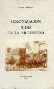 Colonización judía en la Argentina