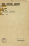 Jewish Colonization Association. Su obra en la república argentina. 1891-1941