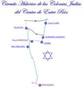 Circuito Histórico de las Colonias Judías del Centro de Entre Ríos