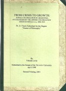 From Crisis to Growth: Jewish Colonization in Argentina established by the Jewish Colonization Association (JCA), 1896-1914